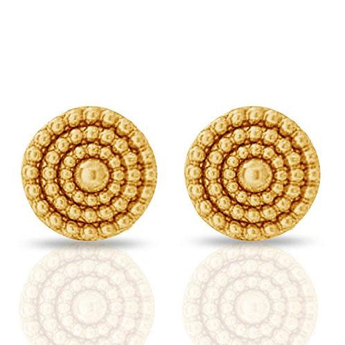 Gold Earring 041