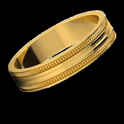 Gold Ring - 027