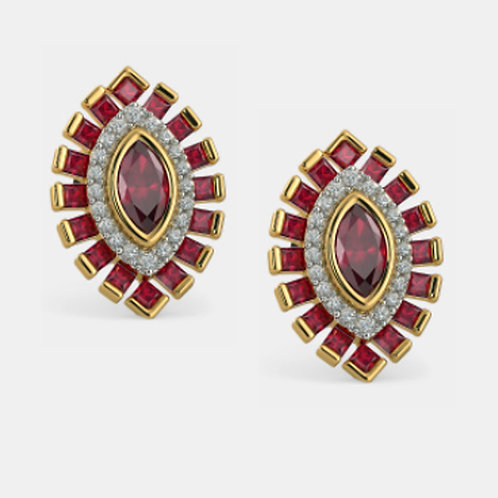 Diamond Earring 039