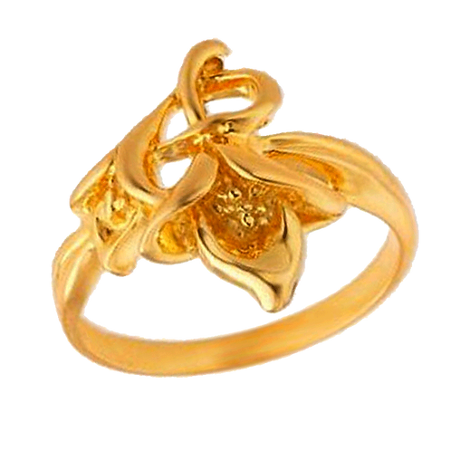 Lady Gold Ring - 034