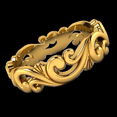Gold Ring -