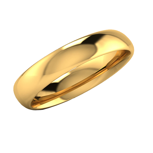 Gold Ring - 014