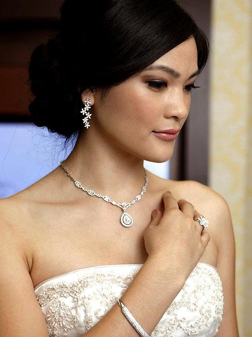 Diamond Necklace 007