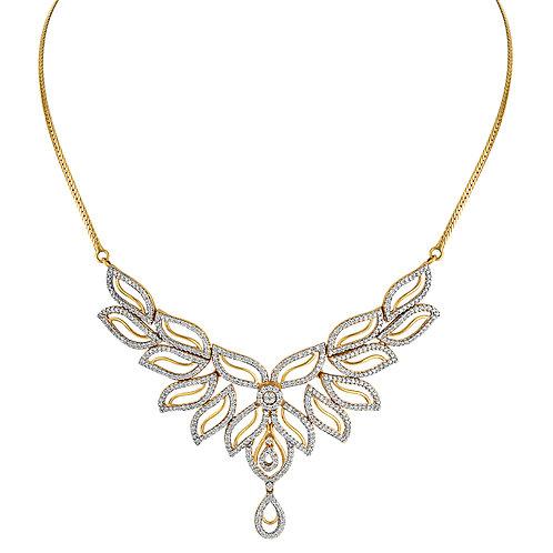 Diamond Necklace 012