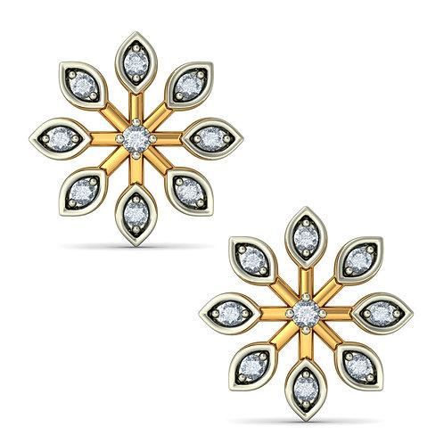 Diamond Earring 045