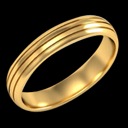 Gold Ring - 003