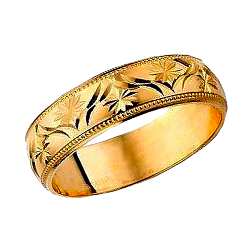 Gold Ring - 018
