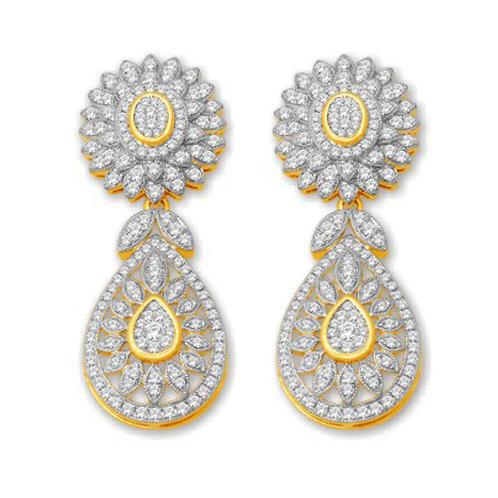 Diamond Earring 046