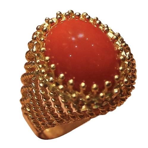 Coral Ring - 010