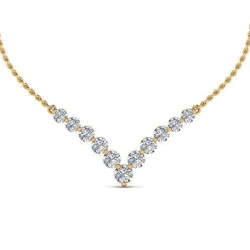 Diamond Necklace 019