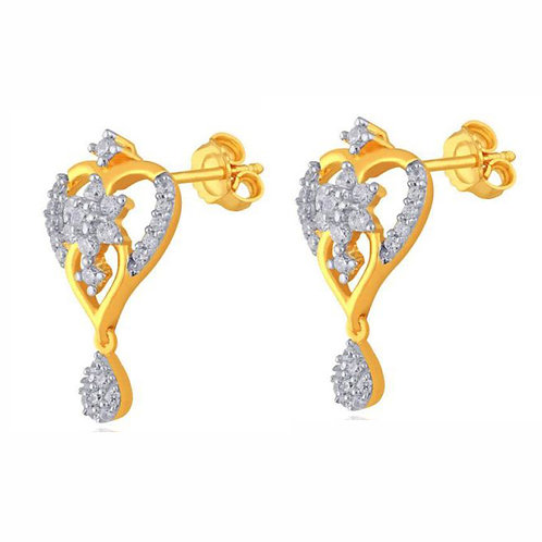Diamond Earring 017