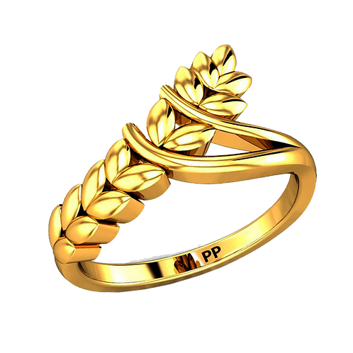 Lady Gold Ring - 003