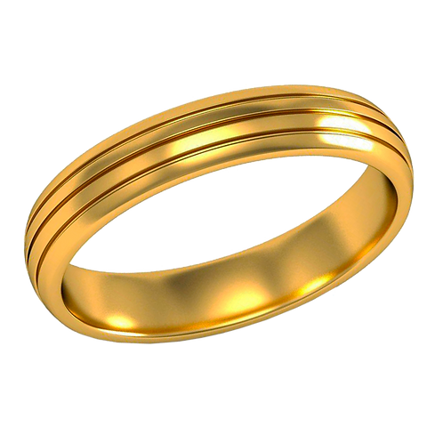 Gold Ring - 017