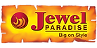 This the logo of Jewel Paradise.