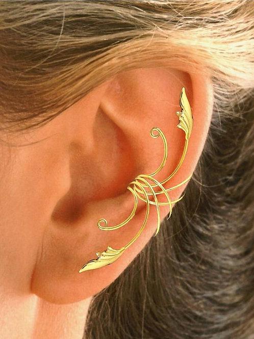 Gold Earring 009