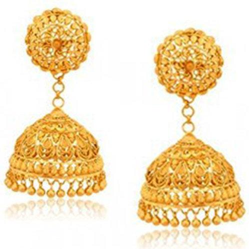 Gold Earring 015