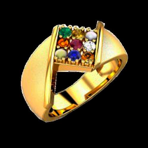Navratna Ring - 010