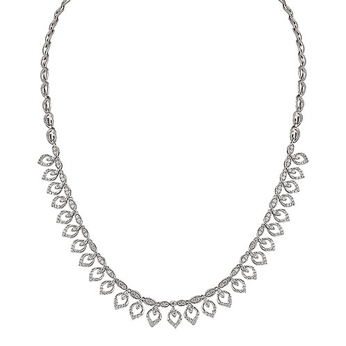 Diamond Necklace 014
