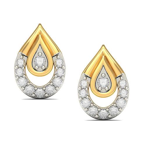 Diamond Earring 018