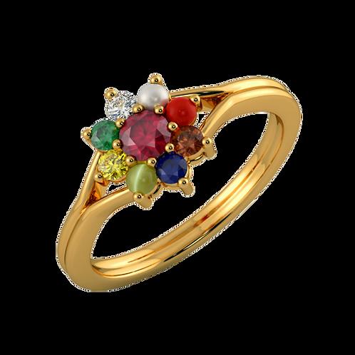 Navratna Ring - 017