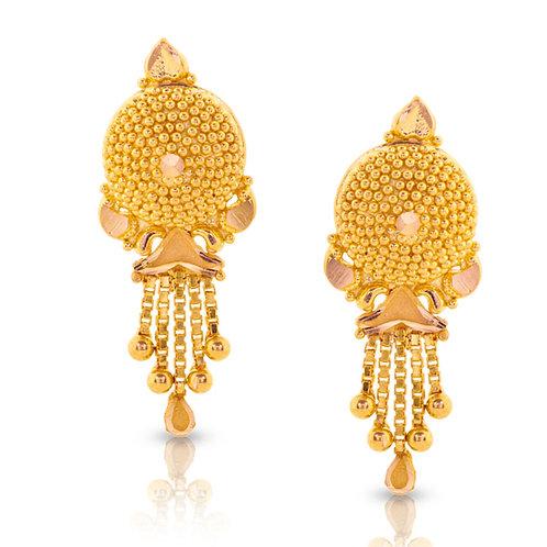 Gold Earring 037