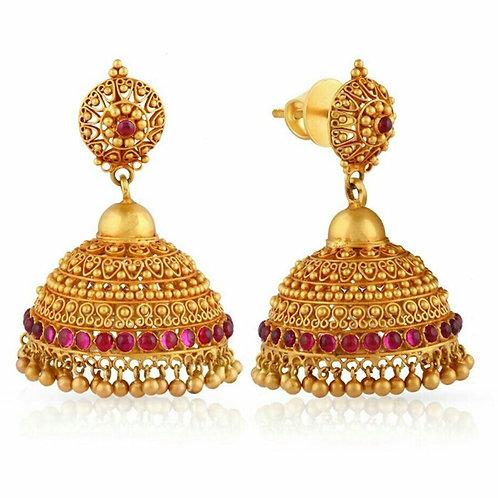 Gold Earring 005