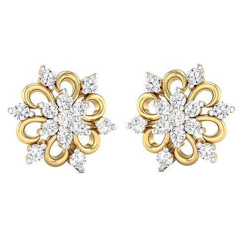 Diamond Earring 021