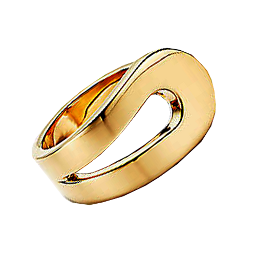 Gold Ring - 020