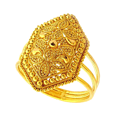 Lady Gold Ring - 014