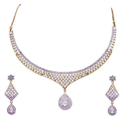 Diamond Necklace 003