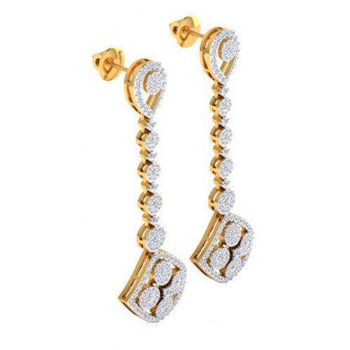 Diamond Earring 048
