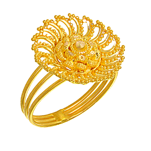 Lady Gold Ring - 032