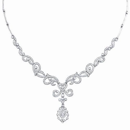 Diamond Necklace 001