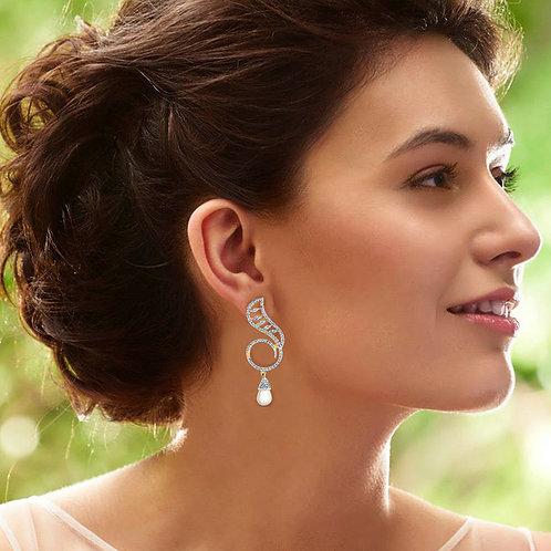 Diamond Earring 006