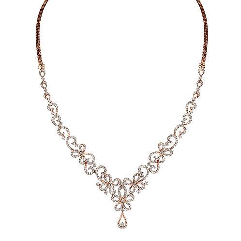 Diamond Necklace 016