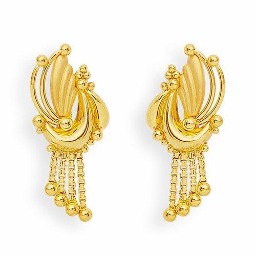 Gold Earring 030