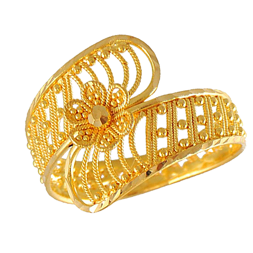 Lady Gold Ring - 020