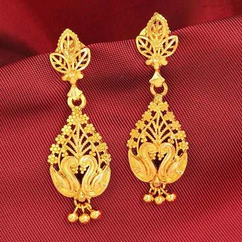 Gold Earring 031