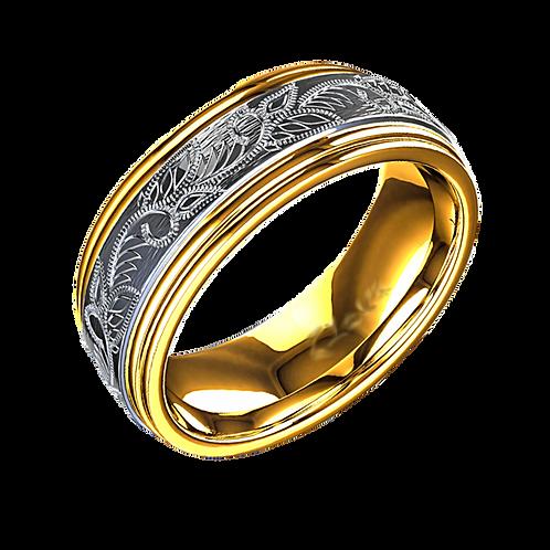 Gold Ring - 015