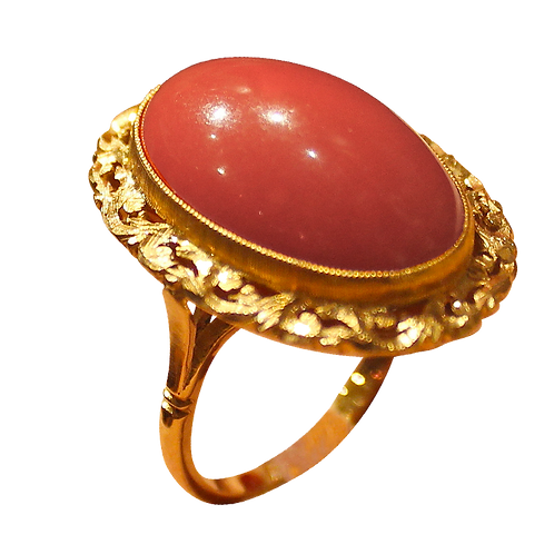 Coral Ring - 008