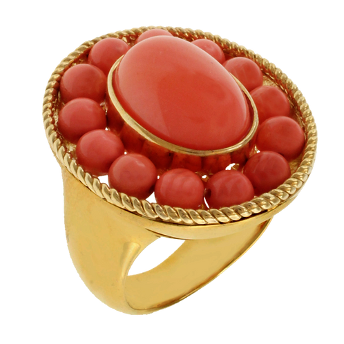 Coral Ring - 012