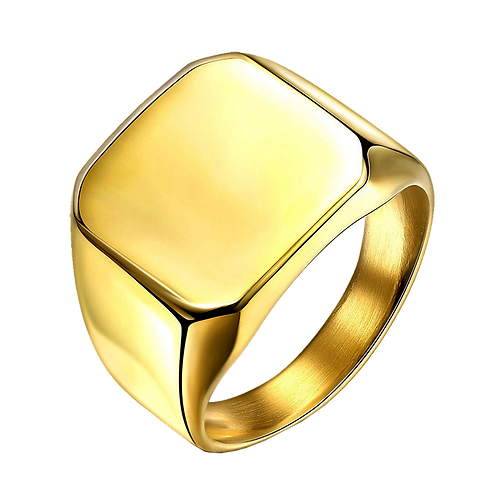 Gents Gold Ring - 032