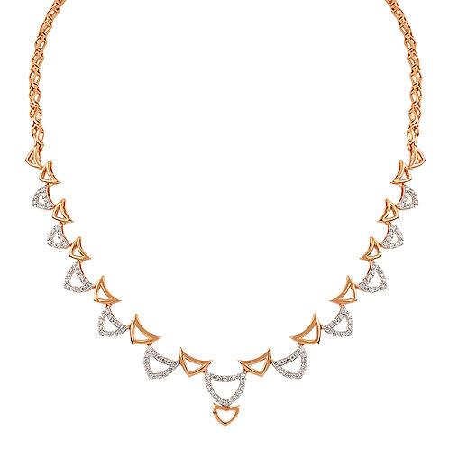 Diamond Necklace 015