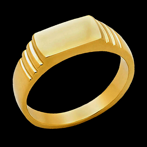 Gents Gold Ring - 013