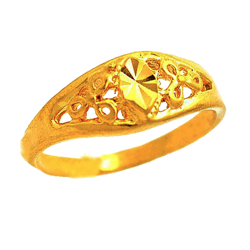 Lady Gold Ring - 024