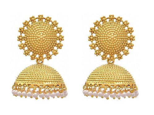 Gold Earring 012