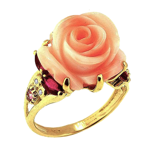 Coral Ring - 016