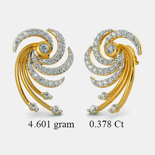 Diamond Earring 043