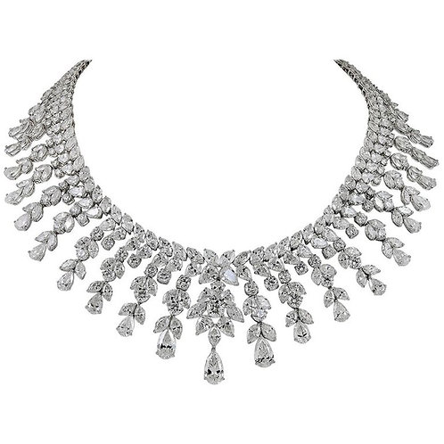 Diamond Necklace 002