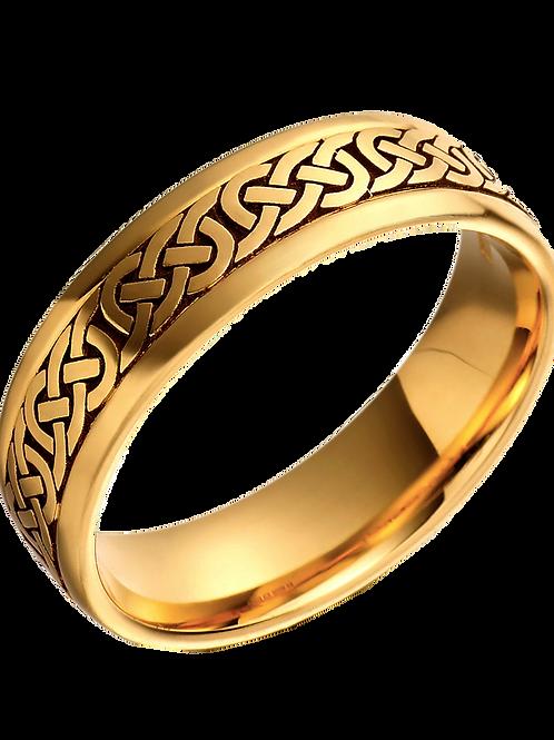 Gold Ring - 021